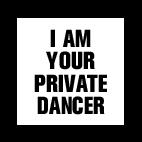Logo Private Dancer