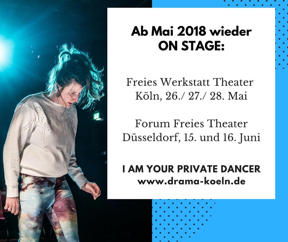 Private Dancer_Wiederaufnahme